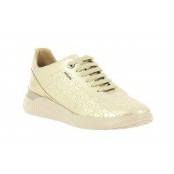 Deportivas Mujer Geox D Theragon C Champagne.