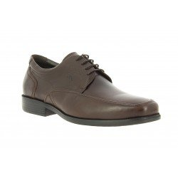 Zapatos Hombre Fluchos Rafael 7995 Marrón Café