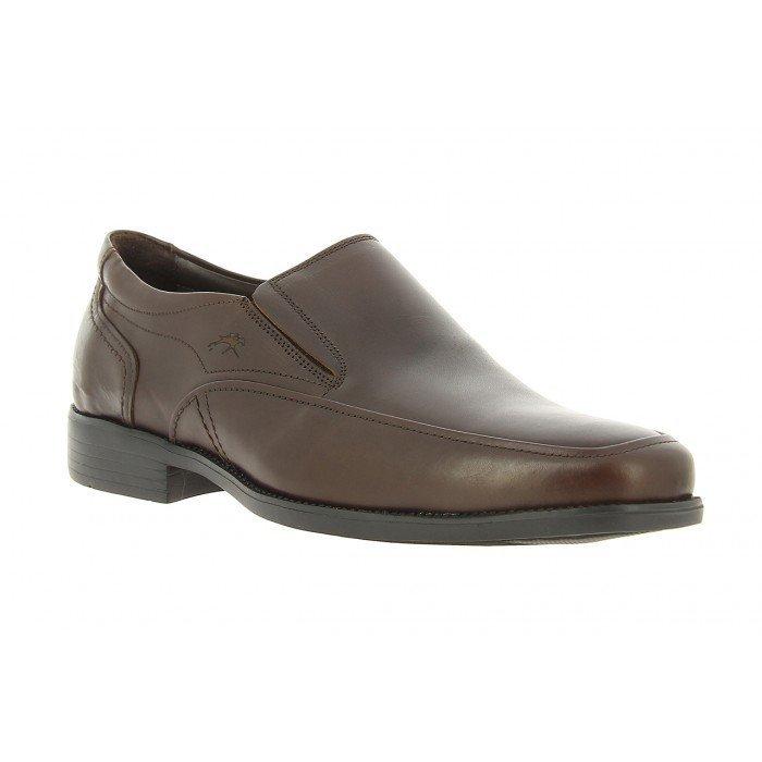 Zapatos Hombre Fluchos 7996 marrón Rafael
