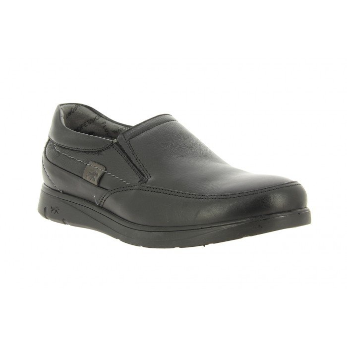 Zapatos Hombre Fluchos 0051 Negro Only Professional