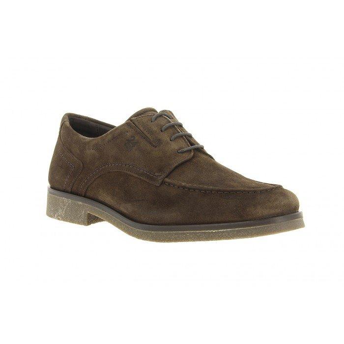 Zapatos Hombre 24 Hrs 10239 Marrón cordones