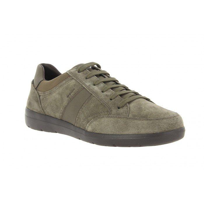 Zapatos Hombre Geox Leitan Taupe