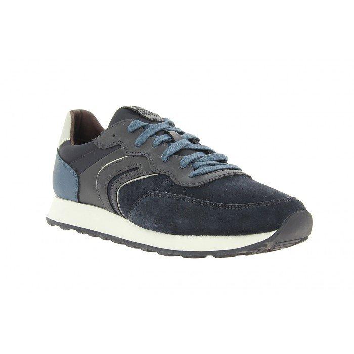 Zapatillas Deportivas Hombre Geox Vincit Azul