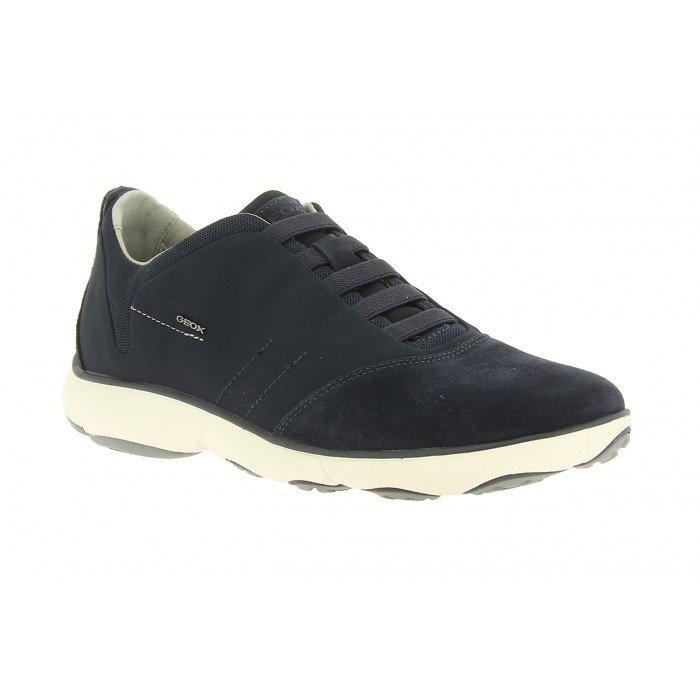 Zapatos Deportivos Hombre Geox U Nebula Man C Negro