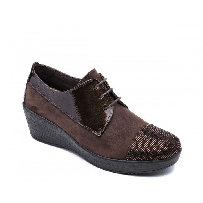 Zapatos mujer 24 Hrs 23417 Marrón
