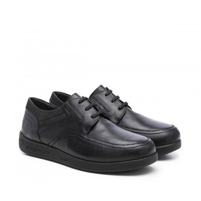 Zapatos hombre 24 Hrs 10417 Negro Travel