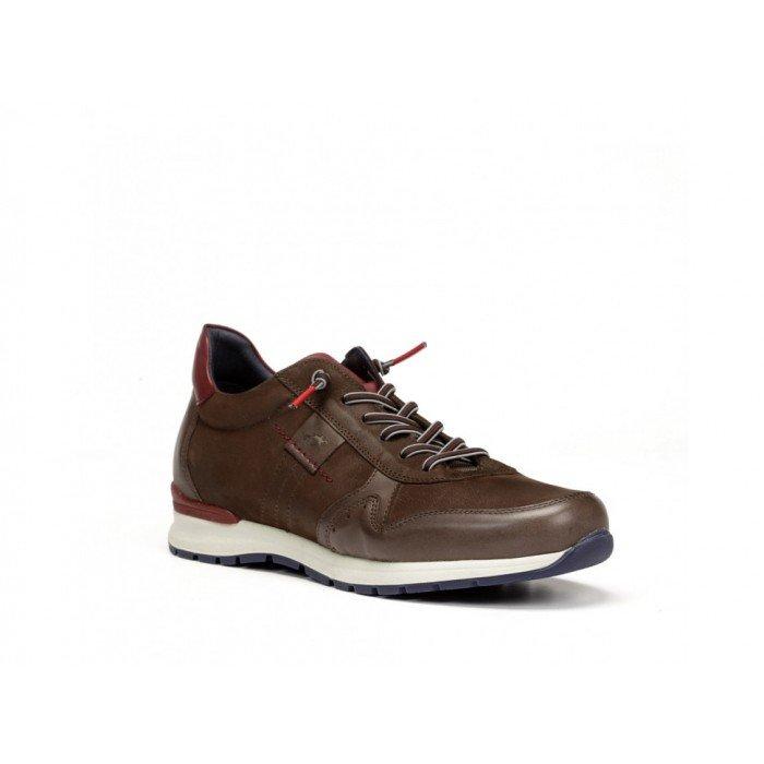 Zapatos hombre Fluchos F0208 Marrón