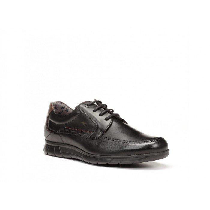 Zapatos Hombre Fluchos Grizzlie F0321 Negro