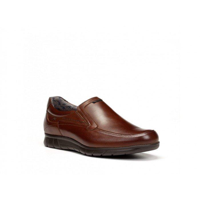 Zapatos hombre Fluchos F0322 Camel
