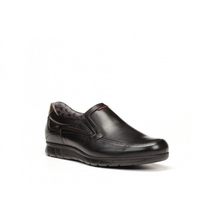 Zapatos hombre Fluchos F0322 Negro