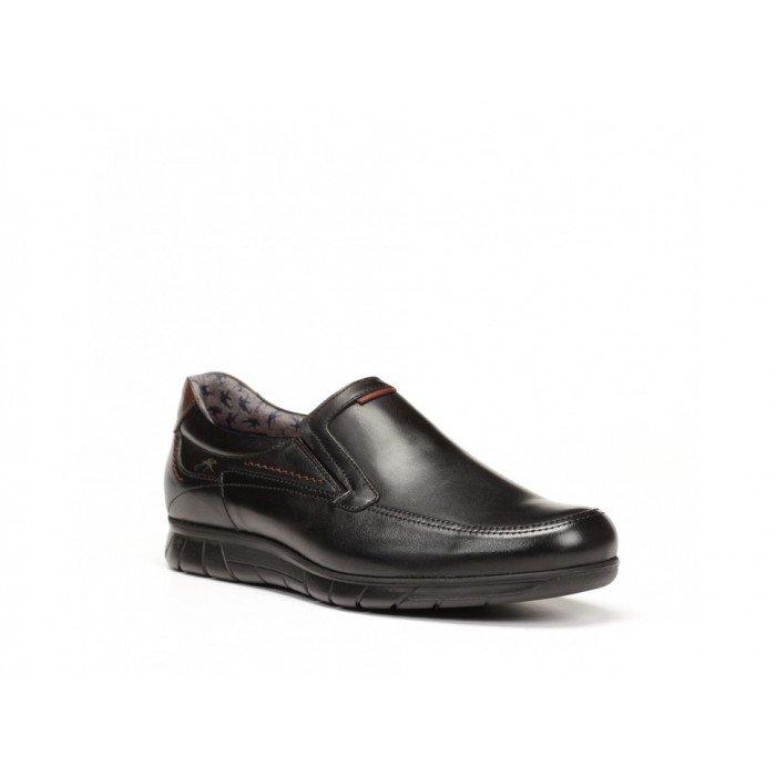 Zapatos Hombre Fluchos Grizzlie F0322 Negro