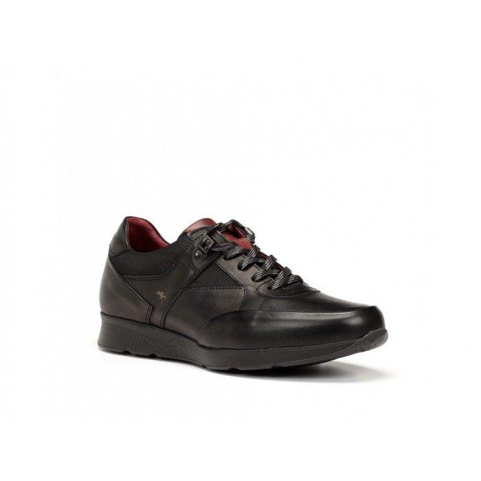 Zapatos hombre Fluchos F0303 Negro