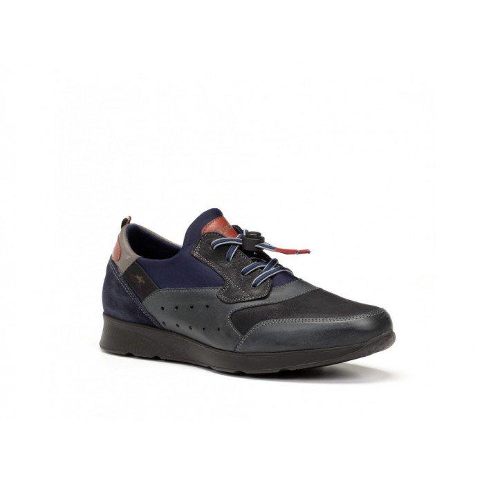 Zapatos hombre Fluchos F0305 Azul