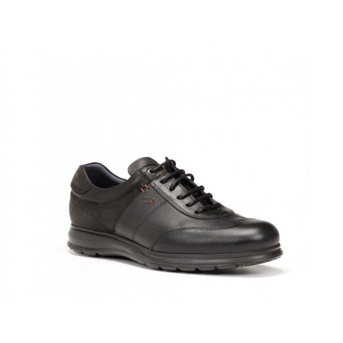 Zapatos hombre Fluchos F0365 Negro