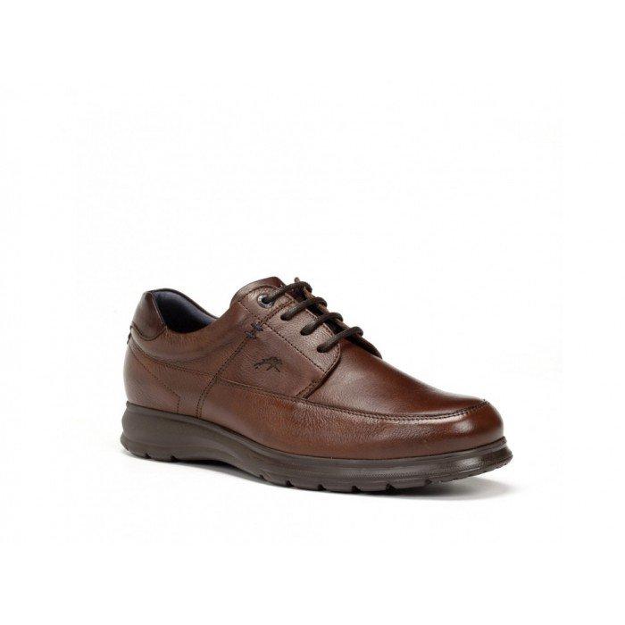 Zapatos Hombre Fluchos Blazer F0387 Marrón Salvate Tabaco