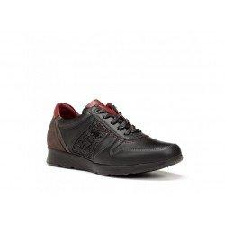 Zapatos hombre Fluchos F0307 Negro