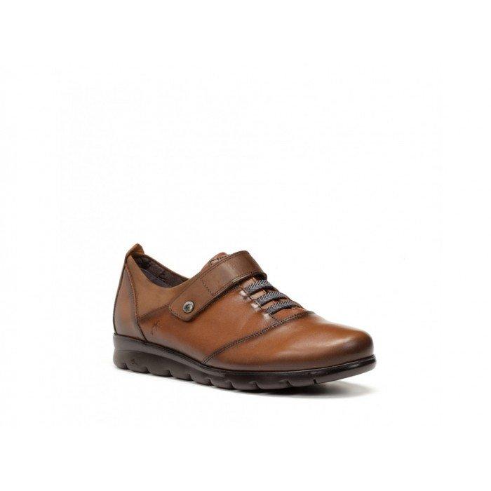 Zapatos mujer Dorking f0355  Cuero
