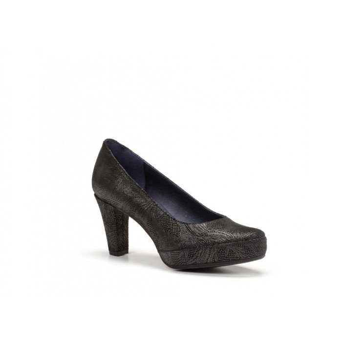 Zapatos mujer Dorking 5794 Palm Negro