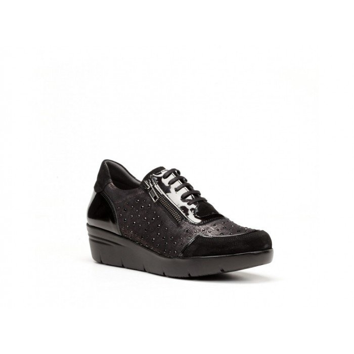 Zapatos mujer Dorking 9971 Negro