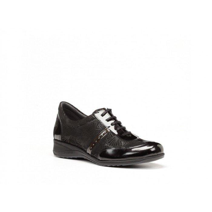 Zapatos mujer Dorking 8891 Negro