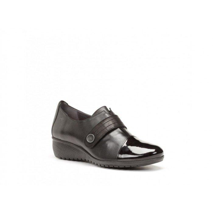 Zapatos mujer Dorking f0381 Negro