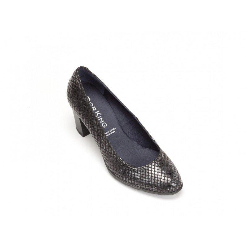 Dorking Zapatos Fluchos Negro De Línea Rubi Mujer By D6661 Salón n0OPwk