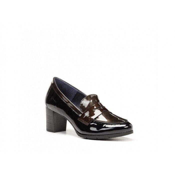 Zapatos mujer Dorking 7730 Gloss Azul