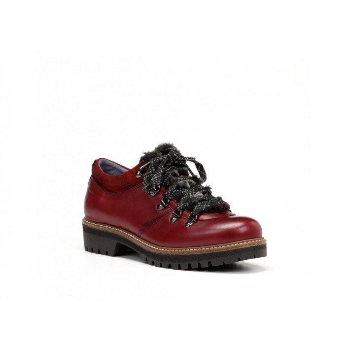 Zapatos mujer Dorking 7705 Rojo