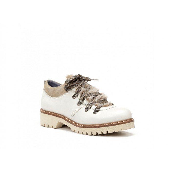 Zapatos mujer Dorking 7705 Blanco