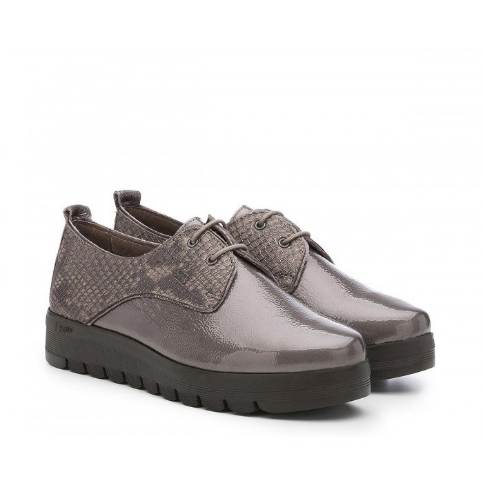 Zapatos mujer 24 Hrs 23830 Taupe