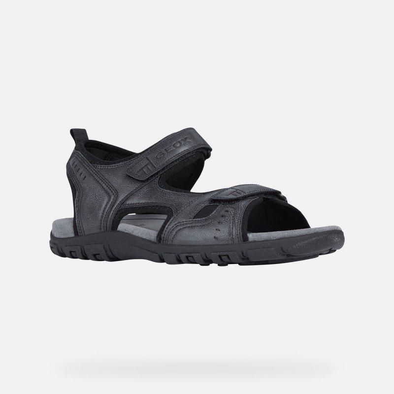 Geox Negro 100% Tejido Sintético Geox en negro | Zapatos