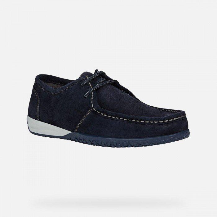 Zapatos hombre Geox U Delrick B Azul