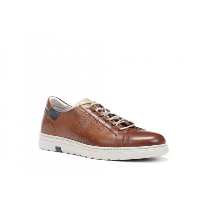 Zapatos Hombre Fluchos Atlas F0149 Cuero