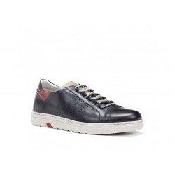 Zapatos Hombre Fluchos Atlas F0149 Azul