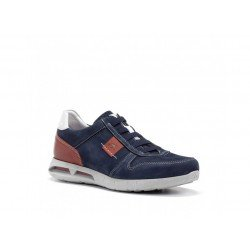 Zapatos hombre Fluchos F0052 Azul