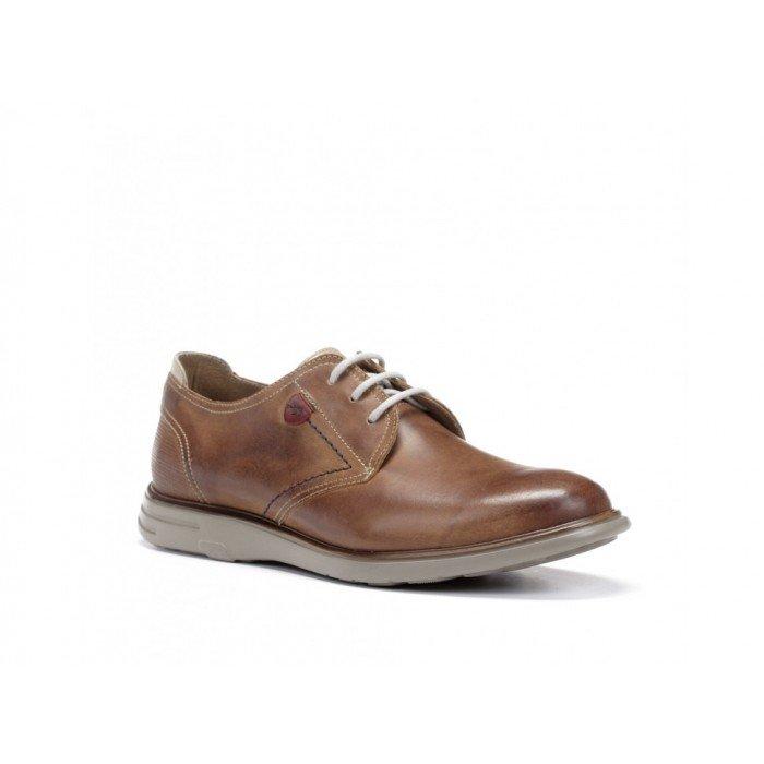 Zapatos Hombre Fluchos Thunder F0333 Cuero