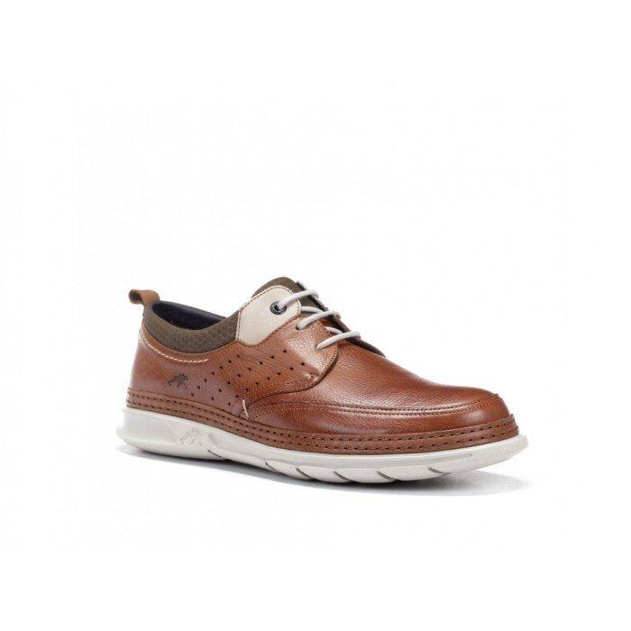 Zapatos Hombre Fluchos F0173  Marrón