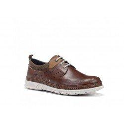 Zapatos Hombre Fluchos Fuji F0173 Marrón