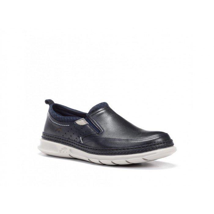 Zapatos Hombre Fluchos Fuji F0174 Azul