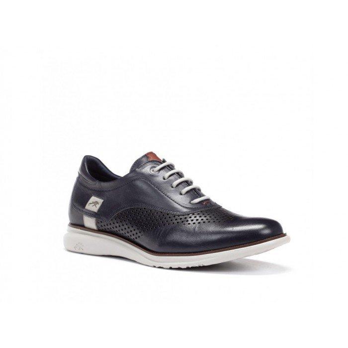 Zapatos Hombre Fluchos Fenix  9841 Azul