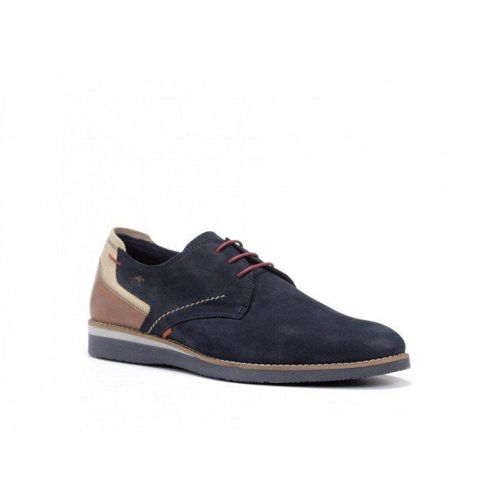Zapatos Hombre Fluchos  Ranger F0515 Azul