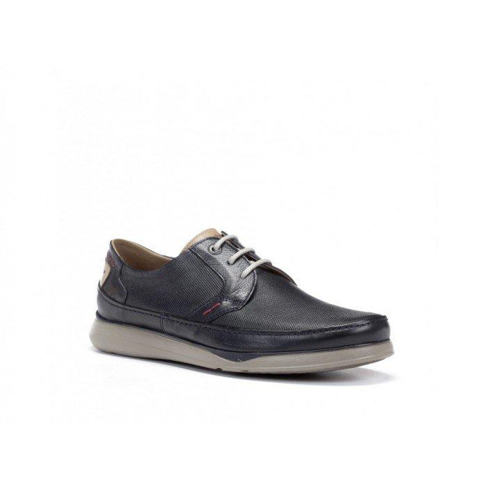 Zapatos Hombre Fluchos  Jones F0460 Azul