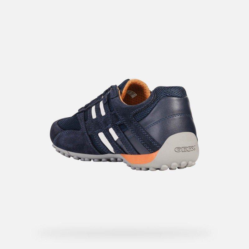 Brillante Oscurecer Integrar  Geox UOMO SNAKE L Zapatilla para hombre Zapatos Zapatos para hombre