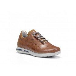 Zapatos Hombre Fluchos Cypher F0555 Marrón