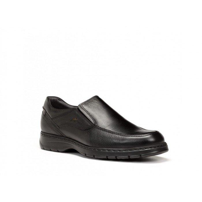 Zapatos Hombre Fluchos Crono 9144 Negro