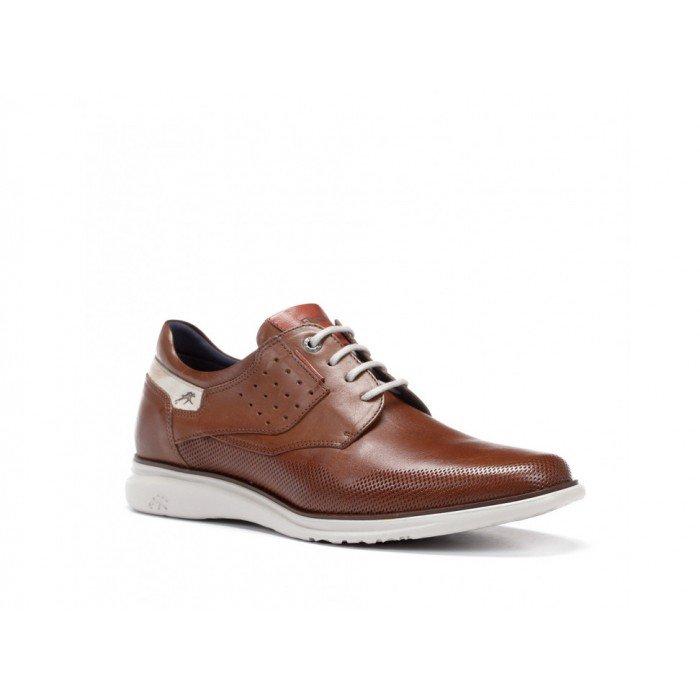 Zapatos Hombre Fluchos Fenix F0194 Cuero