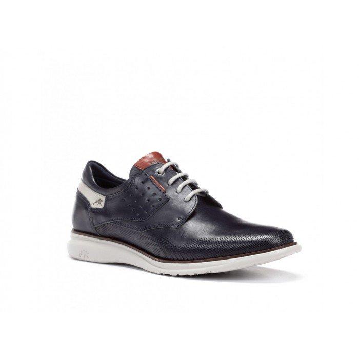Zapatos Hombre Fluchos Fenix F0194 Azul