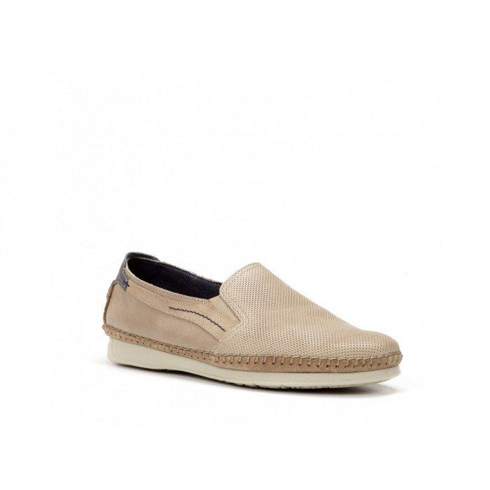 Zapatos Hombre Fluchos Komodo F0198 Piedra