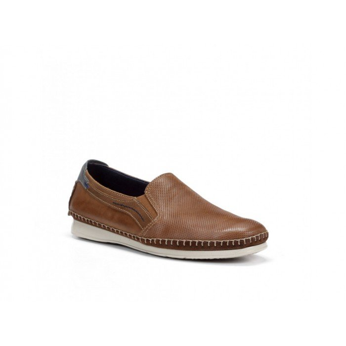 Zapatos Hombre Fluchos Komodo F0198 Marron