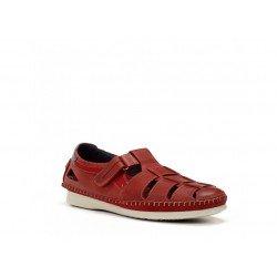 Zapatos Hombre Fluchos Komodo F0200 Terracota